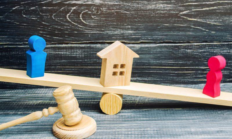 Mediator scheiden met hypotheek