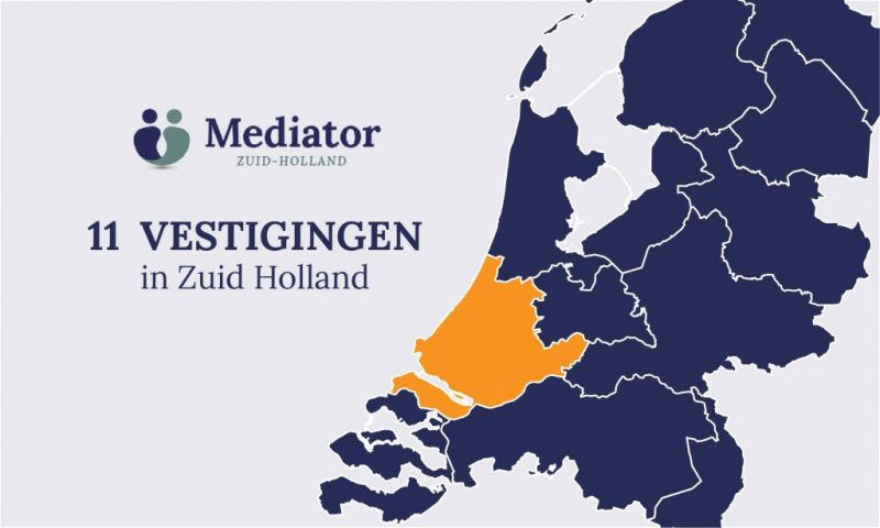 Mediator zuid-holland